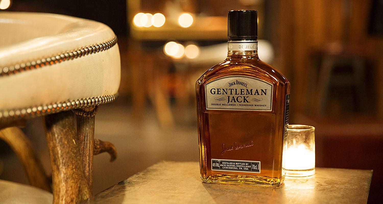 Image décrivant le produit Gentleman Jack qui fait partie des Whiskies