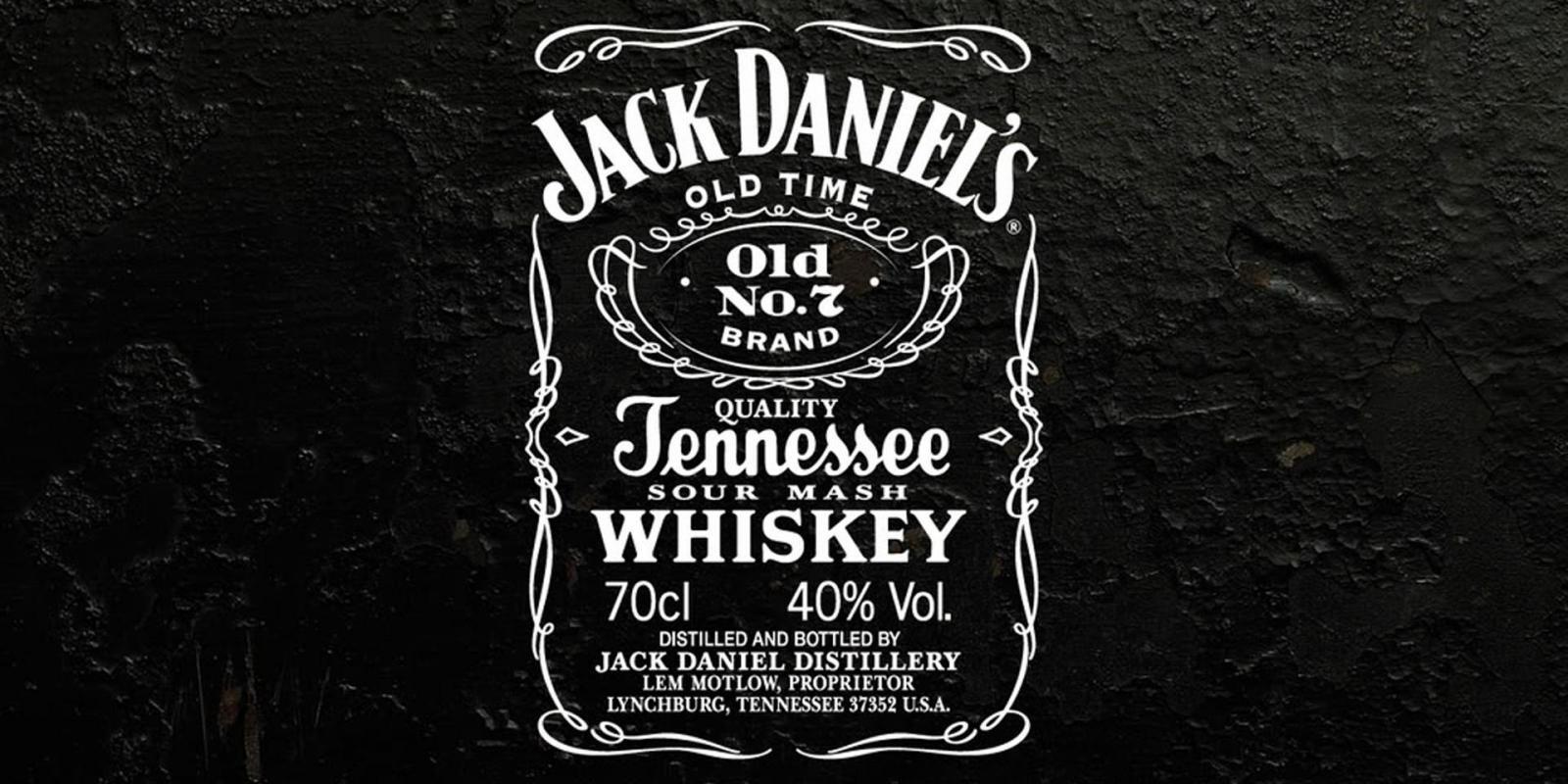 Image représentant le produit Jack Daniel's en grand format, pour mieux voir le produit.