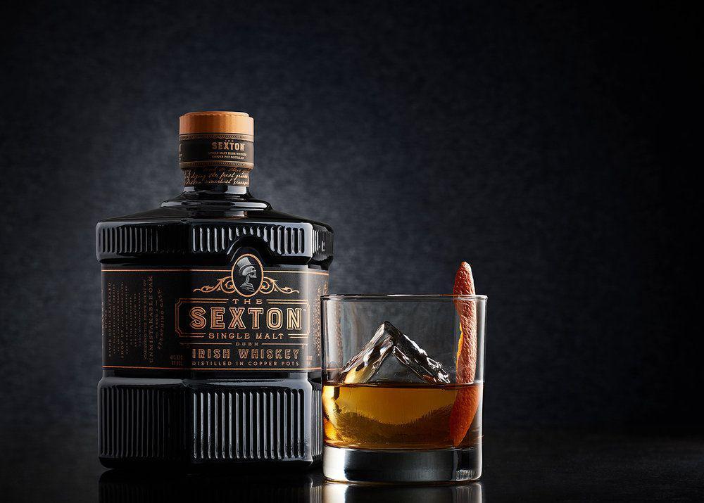 Image décrivant le produit Sexton qui fait partie des Whiskies