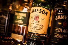 Image décrivant le produit Jameson qui fait partie des Whiskies