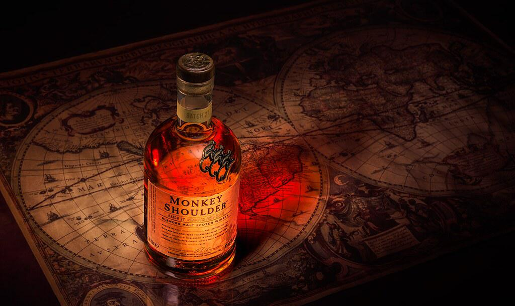 Image décrivant le produit Monkey Shoulder qui fait partie des Whiskies