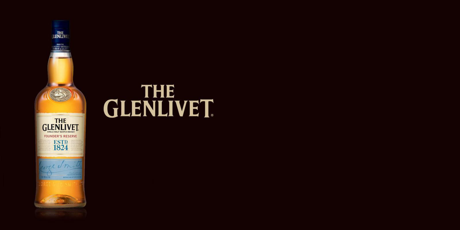 Image représentant le produit The Glenlivet en grand format, pour mieux voir le produit.