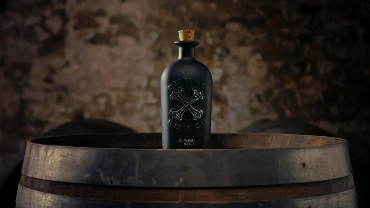 Image décrivant le produit Bumbu rum XO qui fait partie des Rhums