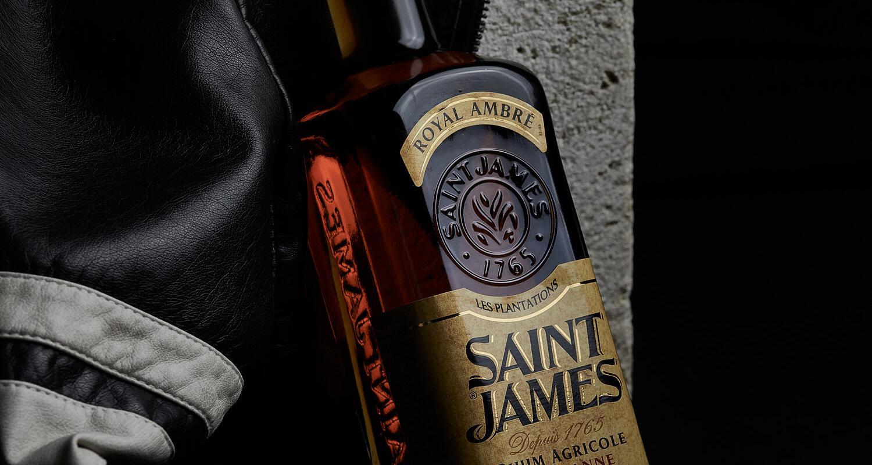 Image décrivant le produit Saint James Ambré qui fait partie des Rhums