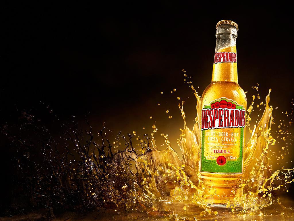 Image décrivant le produit Desperados qui fait partie des Bières Bouteilles