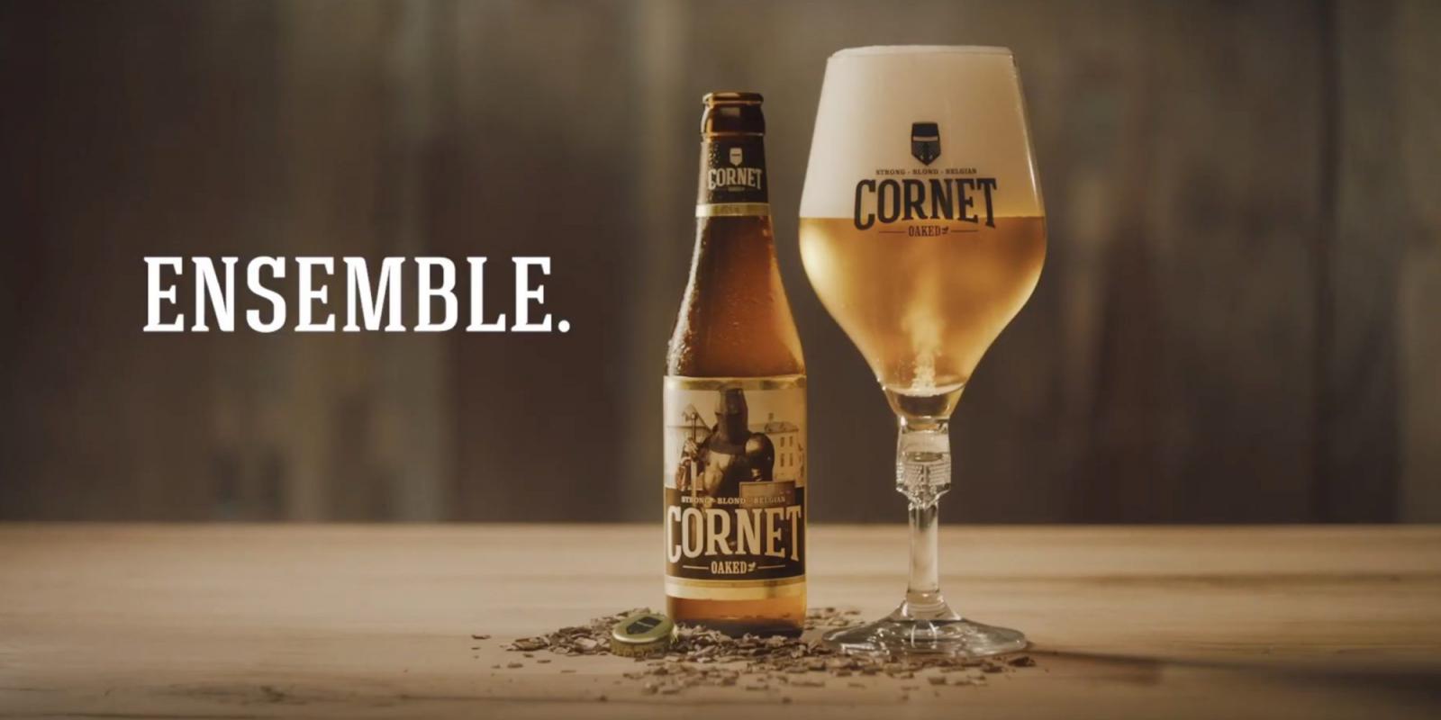 Image décrivant le produit Cornet qui fait partie des Bières Bouteilles