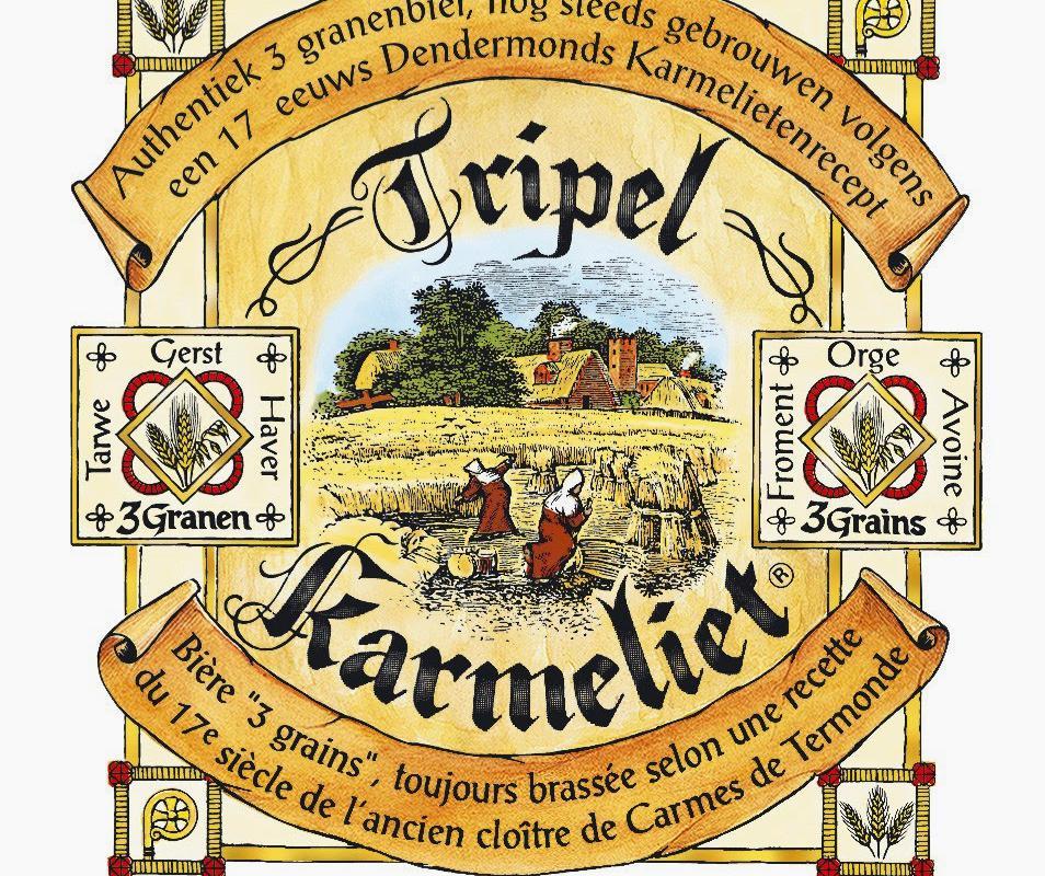 Image représentant le produit Tripel Karmeliet en grand format, pour mieux voir le produit.