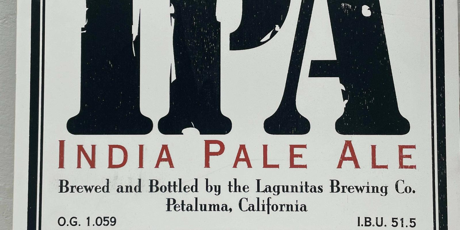 Image décrivant le produit Lagunitas qui fait partie des Bières Bouteilles