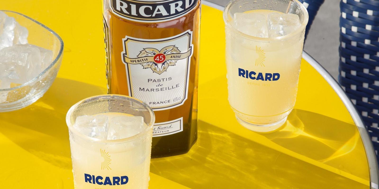 Image représentant le produit Ricard en grand format, pour mieux voir le produit.
