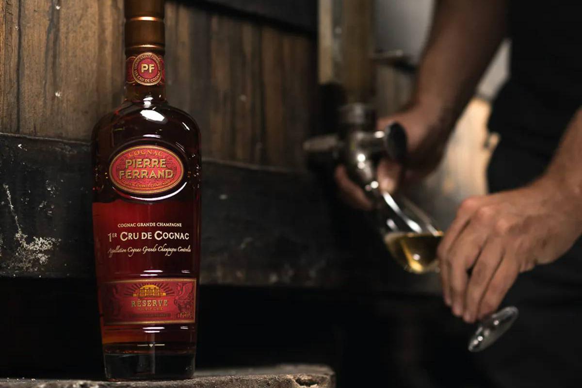 Image décrivant le produit Cognac PIERRE FERRAND Réserve qui fait partie des Digestifs