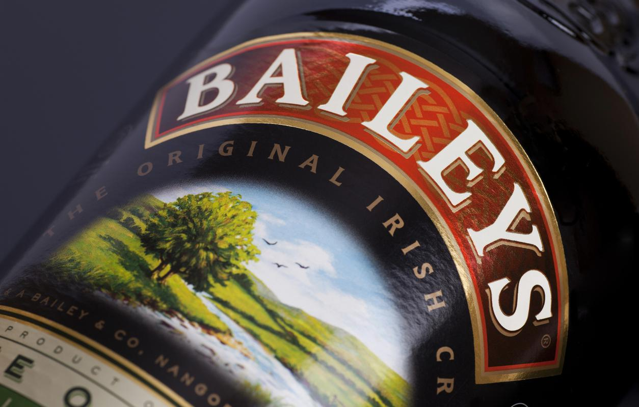 Image représentant le produit Bailey's en grand format, pour mieux voir le produit.