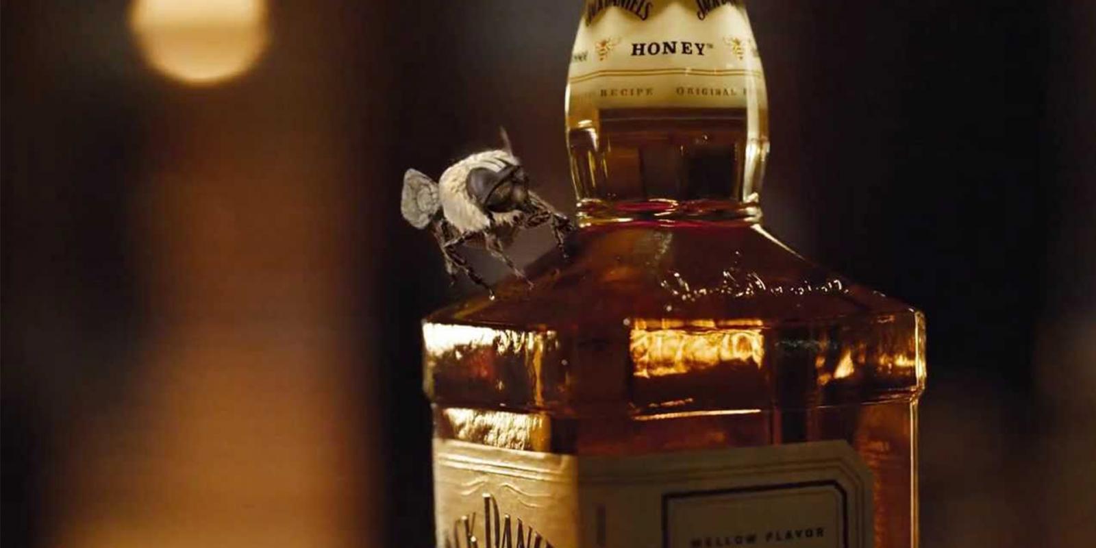 Image décrivant le produit Jack Daniel's Honey / Apple qui fait partie des Digestifs