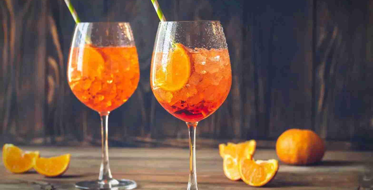 Image décrivant le produit Spritz qui fait partie des Cocktails