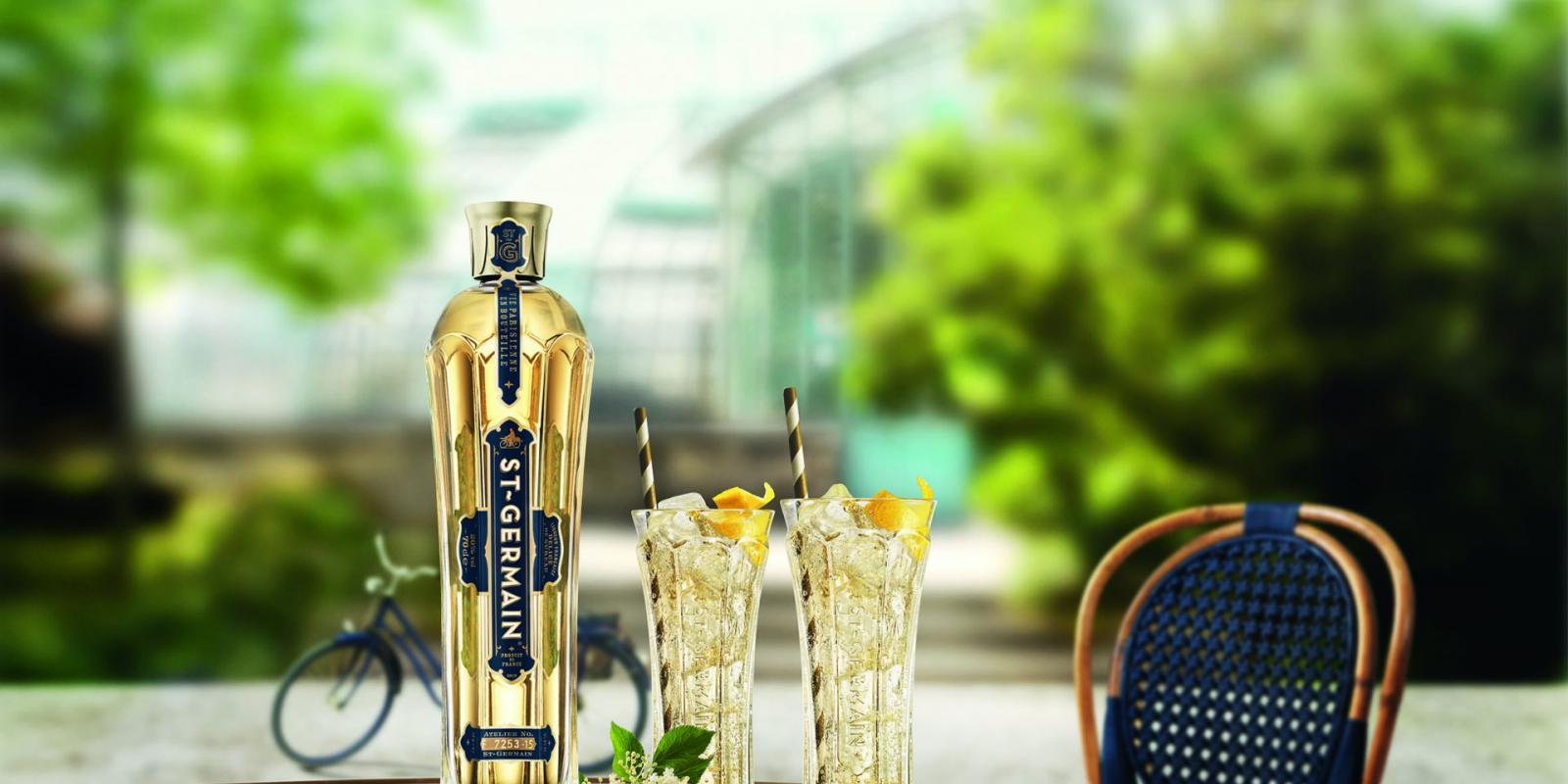 Image décrivant le produit Spritz à la Française qui fait partie des Cocktails