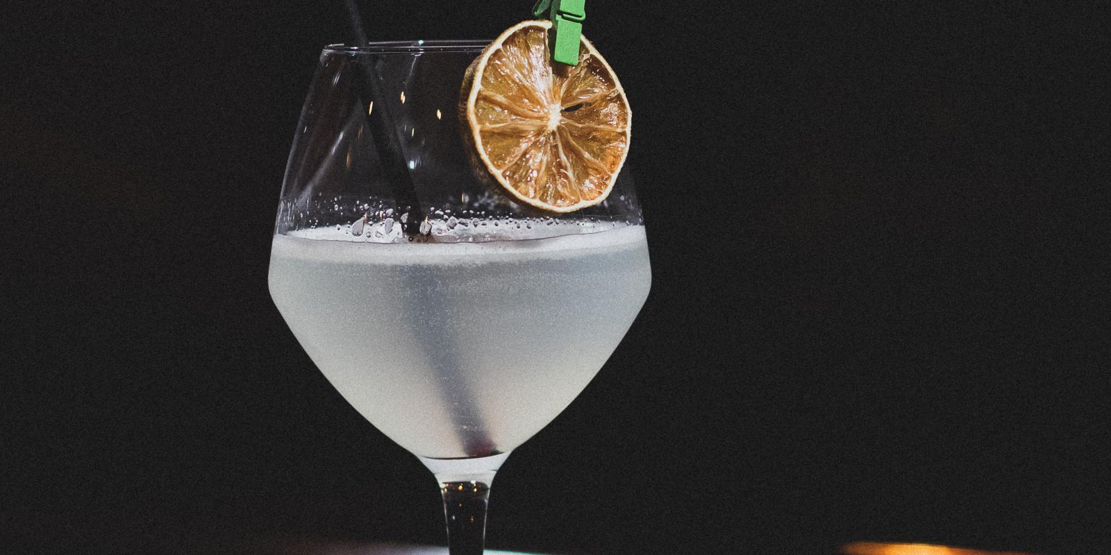 Image décrivant le produit Gin Fizz qui fait partie des Cocktails