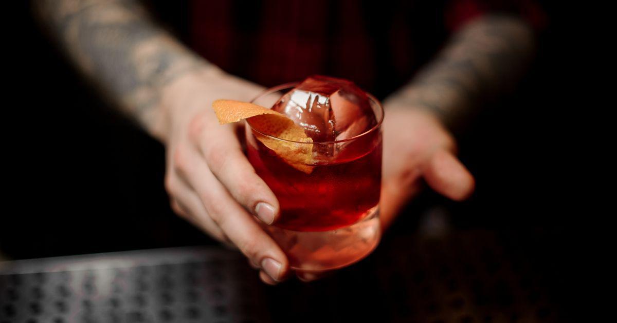 Image décrivant le produit Old Fashioned qui fait partie des Cocktails