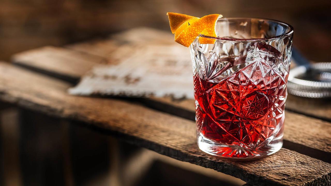 Image décrivant le produit Negroni qui fait partie des Cocktails