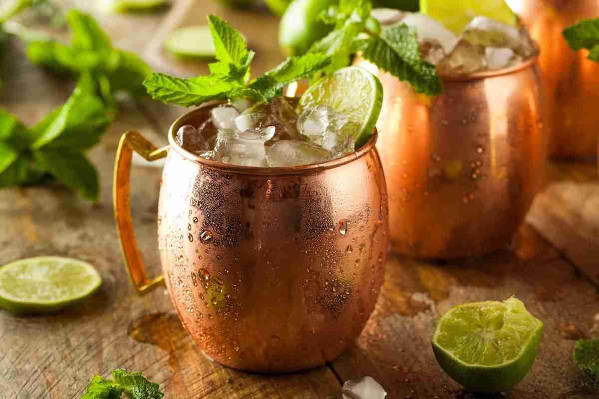 Image décrivant le produit Moscow Mule qui fait partie des Cocktails