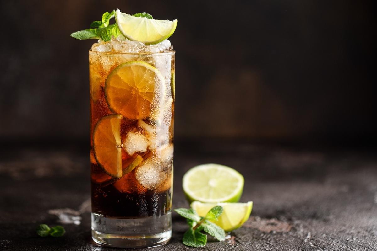 Image décrivant le produit Cuba Libre qui fait partie des Cocktails
