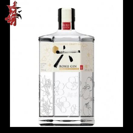 Image illustrant le produit Roku, un produit de qualité qui fait partie des Gins