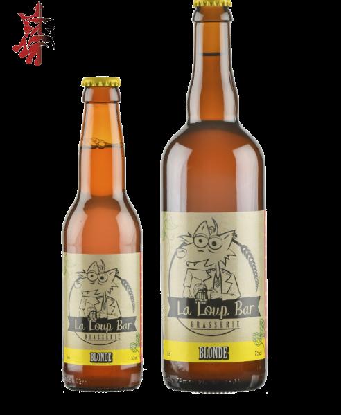 Image illustrant le produit La Loup Bar, un produit de qualité qui fait partie des Bières Bouteilles