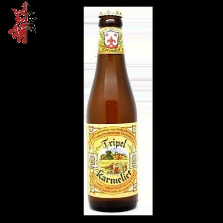 Image illustrant le produit Tripel Karmeliet, un produit de qualité qui fait partie des Bières Bouteilles