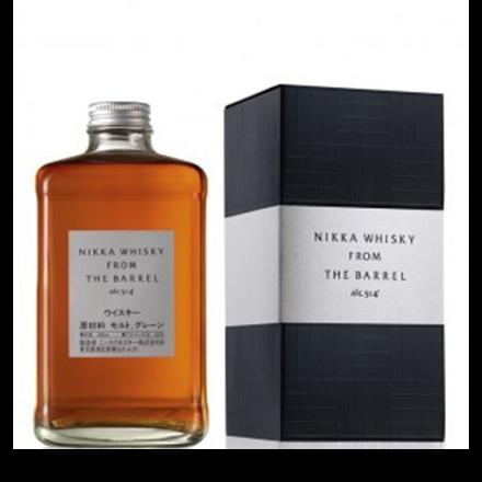 Image du packaging du produit Nikka from the barrel