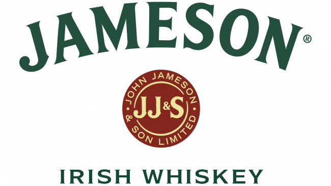 Logo de la marque concernant au produit Jameson