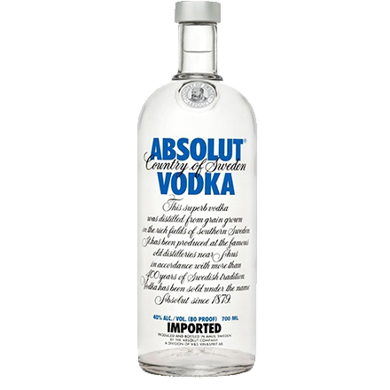 Image du packaging du produit Absolut