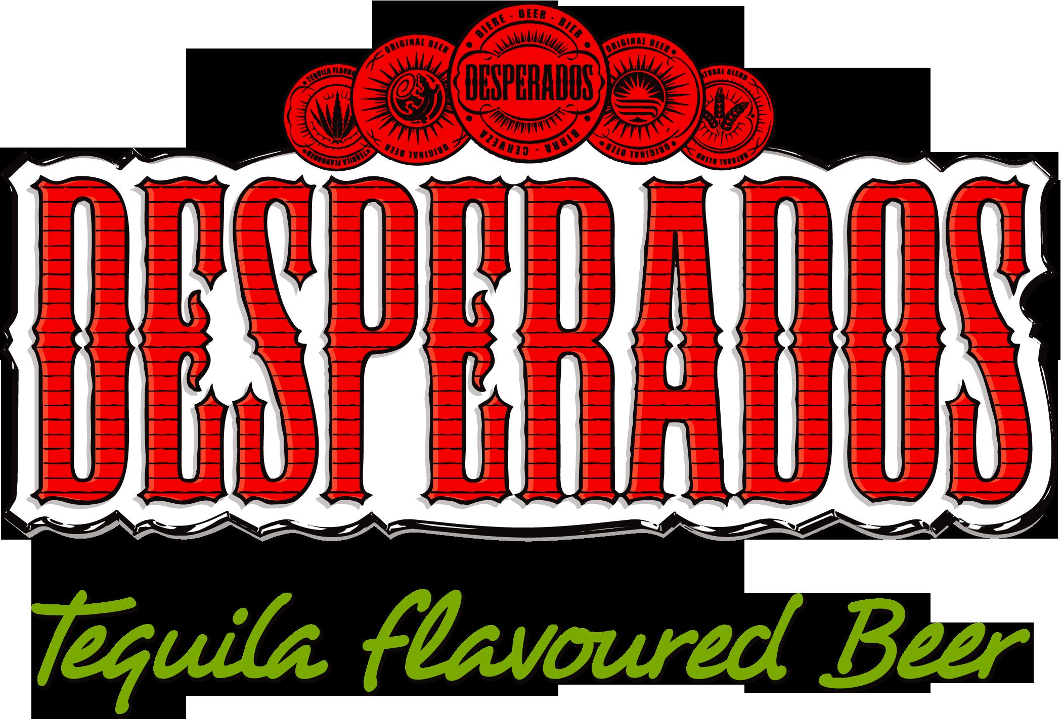 Logo de la marque concernant au produit Desperados