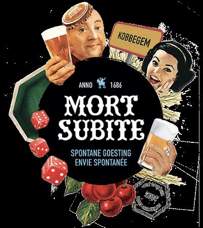 Logo de la marque concernant au produit Mort Subite Kriek