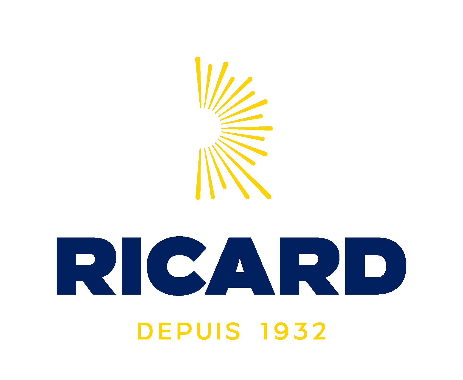 Logo de la marque concernant au produit Ricard