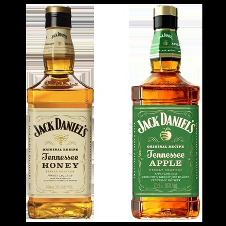 Image du packaging du produit Jack Daniel's Honey / Apple