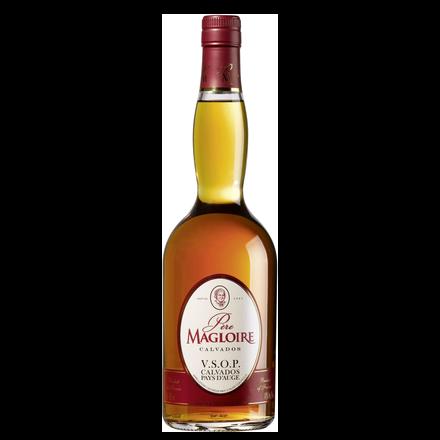 Image du packaging du produit Calvados Père-Magloire v.s.o.p