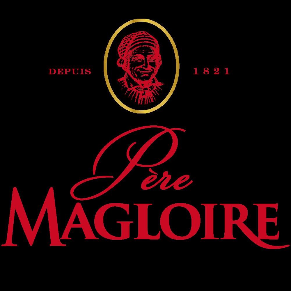 Logo de la marque concernant au produit Calvados Père-Magloire v.s.o.p