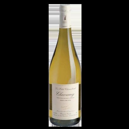 """Image du packaging du produit AOP Cheverny blanc """" Domaine du petit Chambord """" 75cl"""