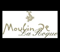 """Logo de la marque concernant au produit AOP Bandol """" Les Restanques du Moulin """" 12cl"""