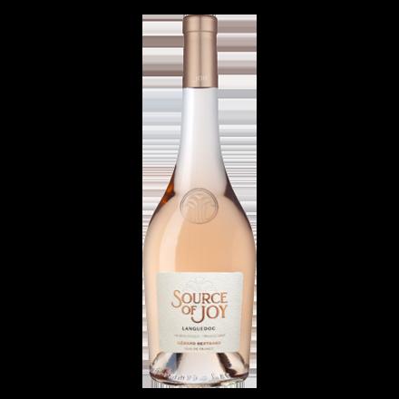 """Image du packaging du produit AOP Languedoc """" JOY """" 75cl"""