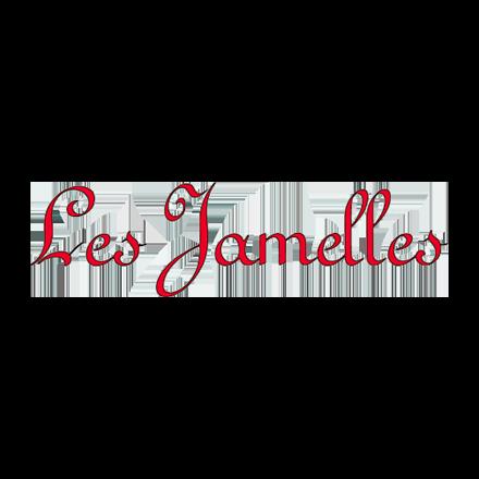 """Logo de la marque concernant au produit IGP Pays d'Oc Les Jamelles """"Mourvèdre"""" 12cl"""