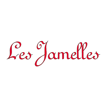 """Logo de la marque concernant au produit IGP Pays d'Oc Les Jamelles """"Mourvèdre"""" 75cl"""
