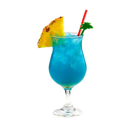 Image du packaging du produit Blue Hawaiian
